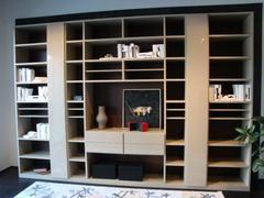 Arredamenti lolli architetture d 39 interni progettazione e for Libreria molteni