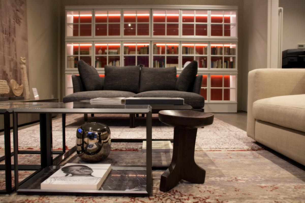 Lolli Arredamento Roma.Arredamenti Lolli Architetture D Interni Showroom